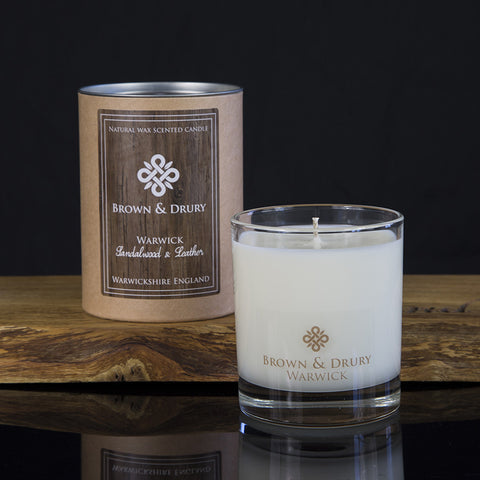 Brown & Drury Warwick Candle