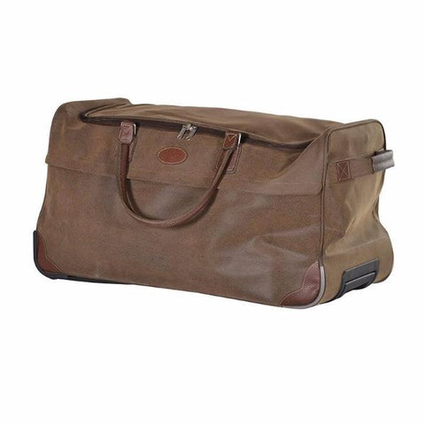 Brown Trolley Travel Bag
