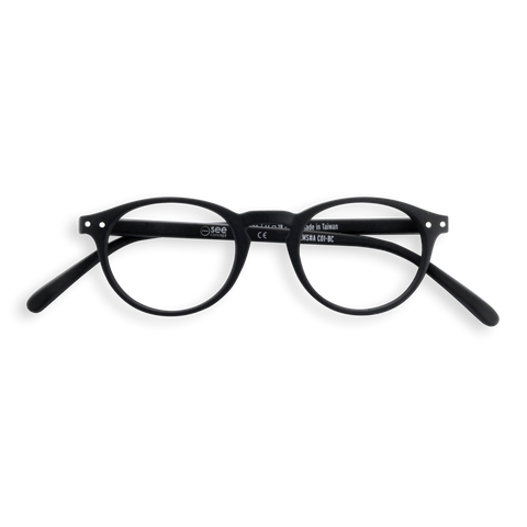 Izipizi #A Reading Glasses (Spectacles)Black Soft