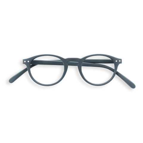 Izipizi #A Reading Glasses(Spectacles)Grey Soft