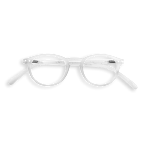 Izipizi #A Reading Glasses(Spectacles)White Soft