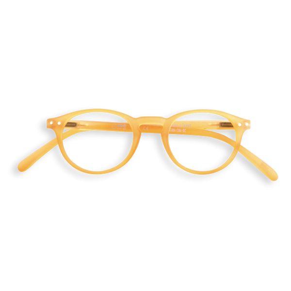 Izipizi #A Reading Glasses(Spectacles)Yellow Soft