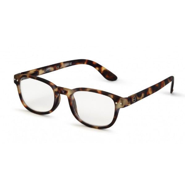 Izipizi #B Reading Glasses(Spectacles)Tortoise Soft