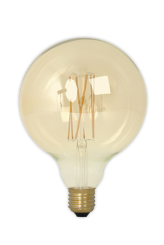 Filament E27 Led Large Globe Bulb Gold(Dimmable)