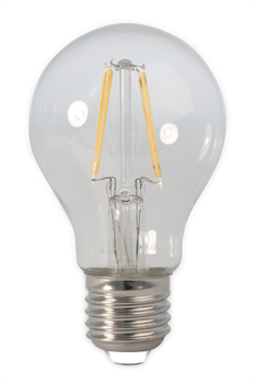 Filament E27 LED Standard Bulb Clear (Dimmable)