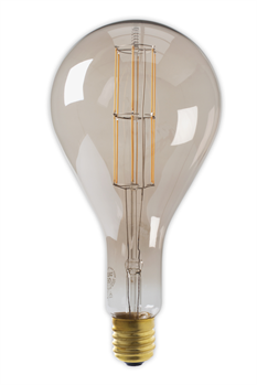 Filament Splash E27 LED Giant Bulb Titanium (Dimmable)