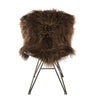 Icelandic Sheepskin Chocolate Light Tip