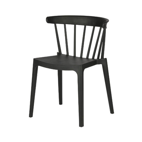 Bliss Dining Chair Black