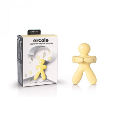 Ercole Wardrobe Air Freshener Yellow - Comfort Woody
