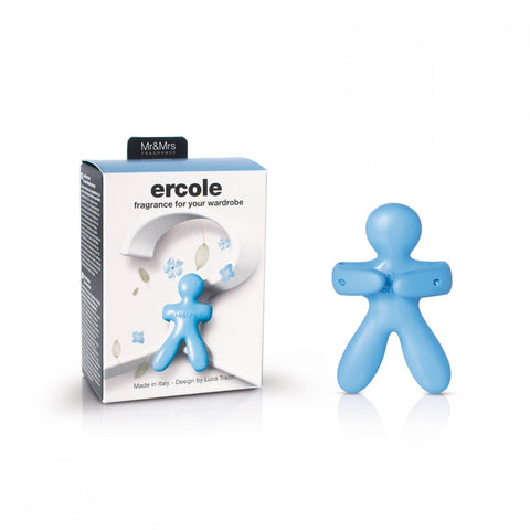 Ercole Wardrobe Air Freshener Mid Blue - Cotton Bouquet