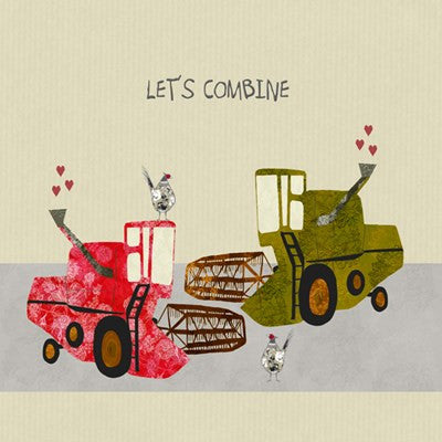 Combine Greetings Card