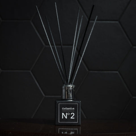 A sophisticated yet relaxing blend of East Asian smoky vetiver, fragrant woody cypress and provocative black pepper.