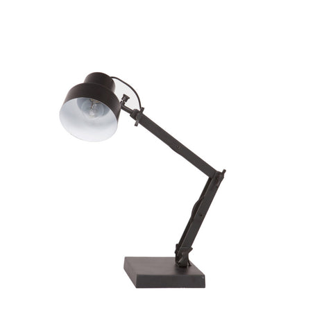 Small Black Angle Poise Desk Lamp