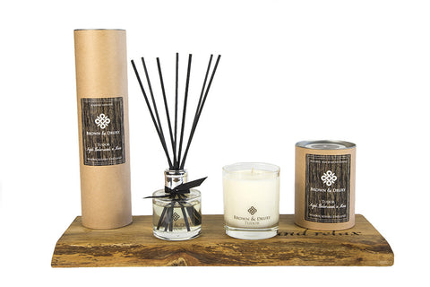 Brown & Drury Tudor Candle