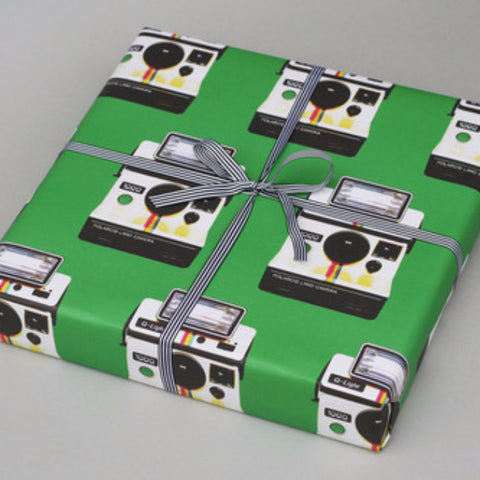 POLAROID Wrapping Paper