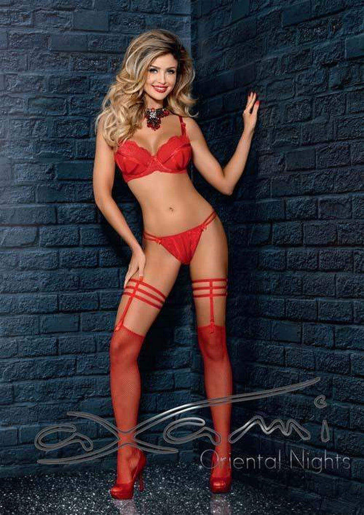 Axami Oriental Nights Catalog-Extras-Rebel Romance