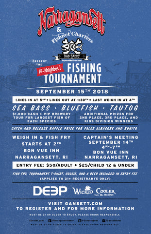 Hi Neighbor Fishing Tournament Event Registration