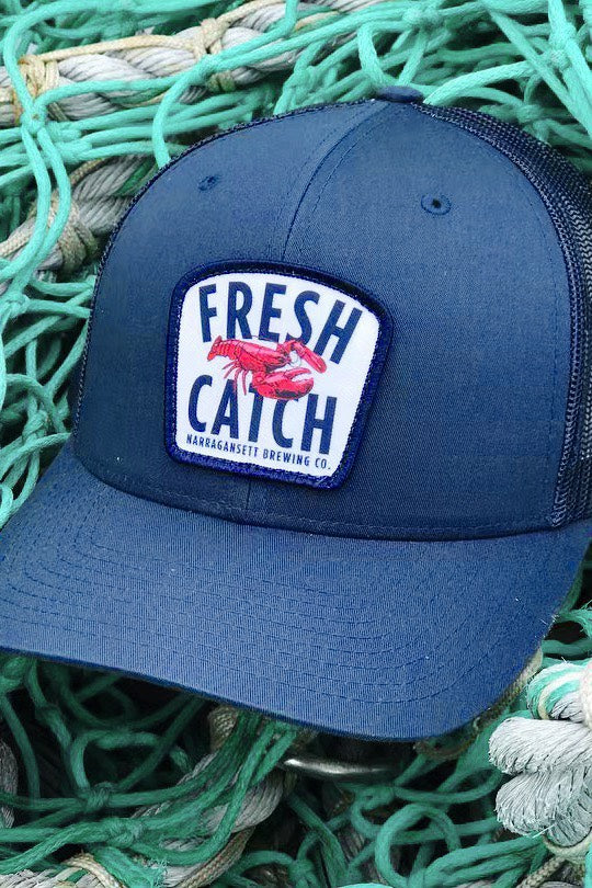 The Fresh Catch Trucker