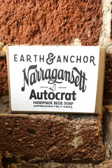 Autocrat Coffee Milk Stout Soap by Earth and Anchor