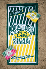 The Del's Shandy Beach Towel