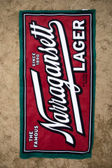 The Lager Beach Towel