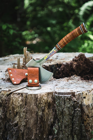 American Bench Craft X Gansett Hatchet