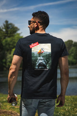 "The ""Crush It Like Quint"" T (Black)"