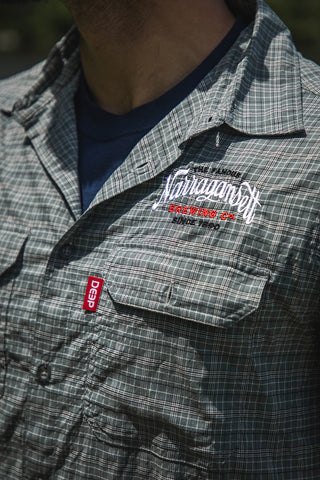 "Deep Apparel X Gansett ""Boat to Bar"" Shirt"