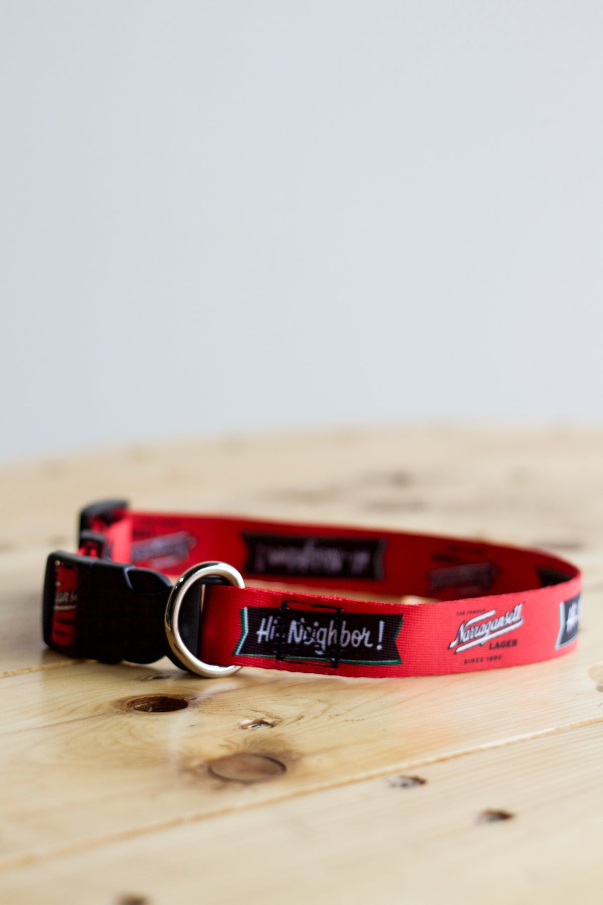 'Gansett Dog Collar