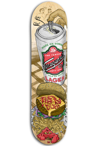 Tasty X 'Gansett Burger Deck