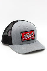The Lager Trucker (Gray and Black)