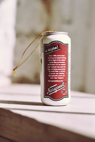 The Classic Lager Ornament
