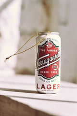 Lager Can Ornament