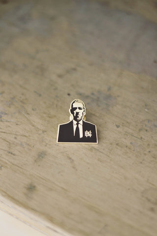 HP Lovecraft Enamel Pin