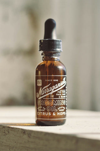 Citrus & Hops Grooming Oil