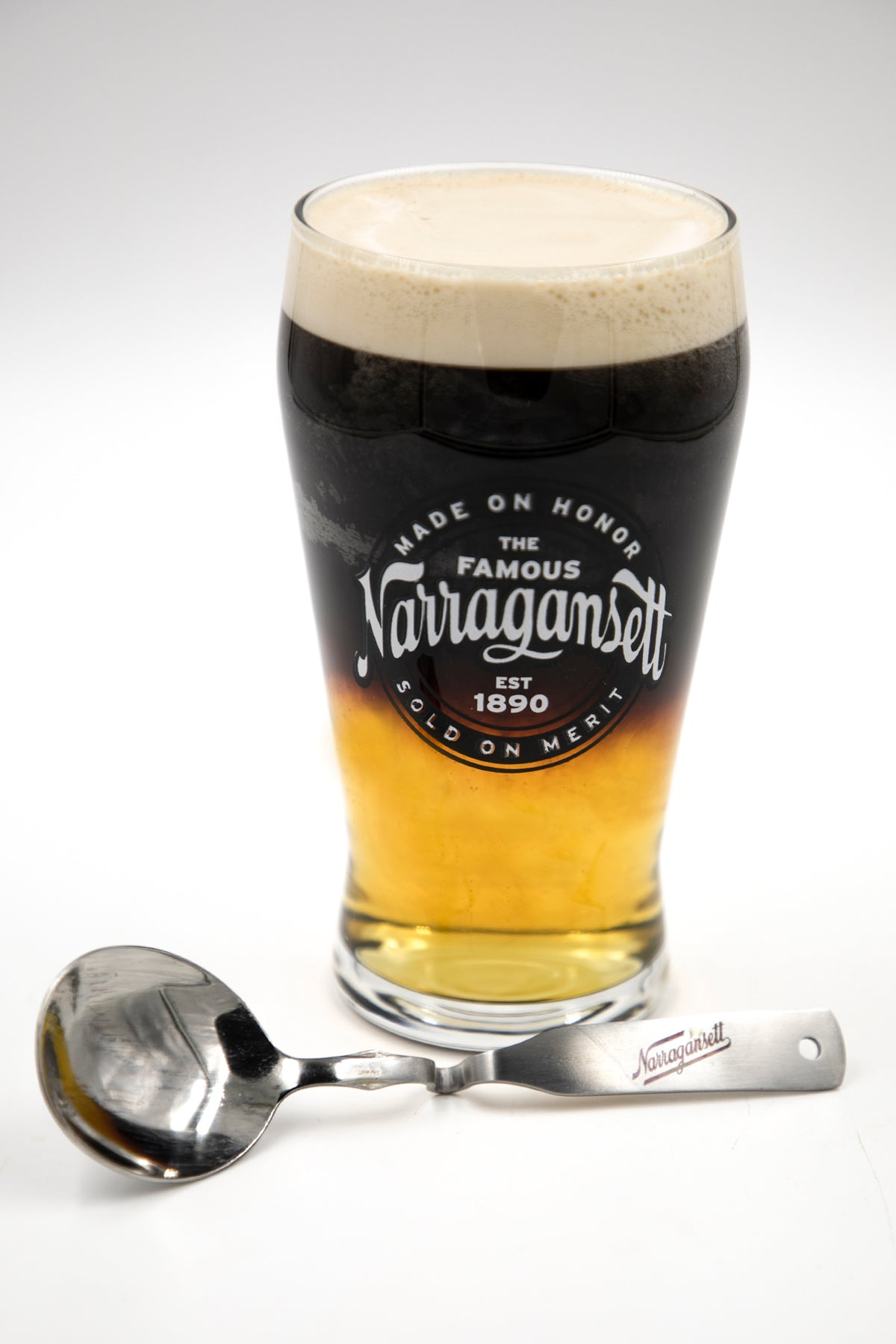 The Irish Neighbor Bar Spoon