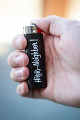 The Hi(gh) Neighbor Lighter