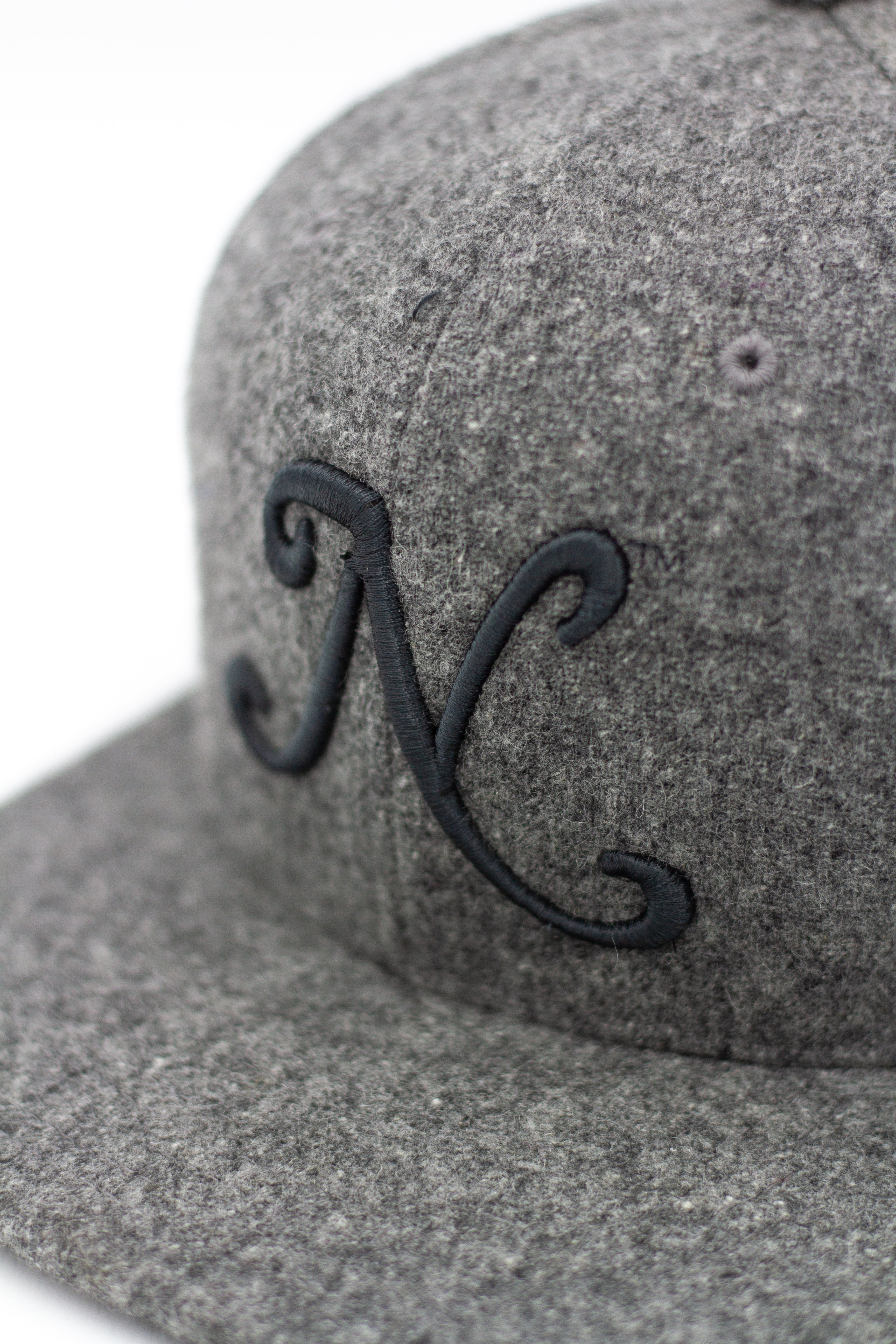 The Wool Strapback
