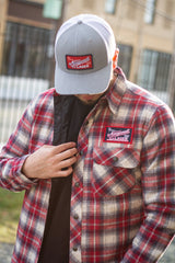 The Quilted Flannel