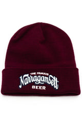 The Famous Winter Hat (Maroon)