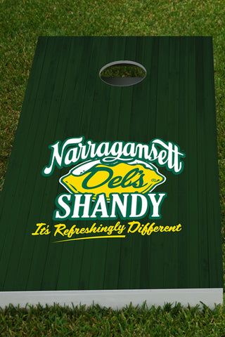 The Classic Del's Shandy Cornhole Set