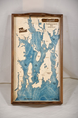 The 'Gansett Bay Serving Tray