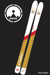 Parlor Custom Skis