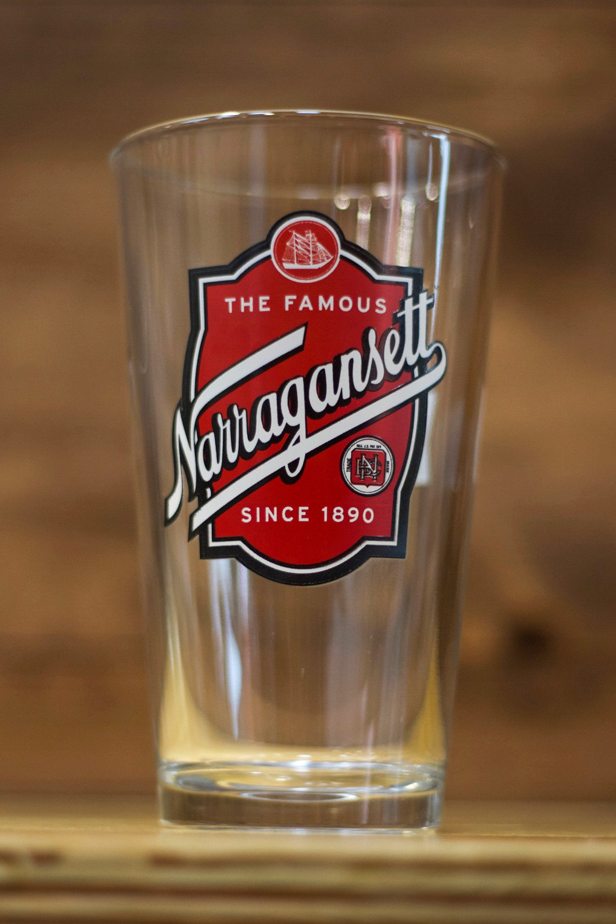 The Classic Pint Glass