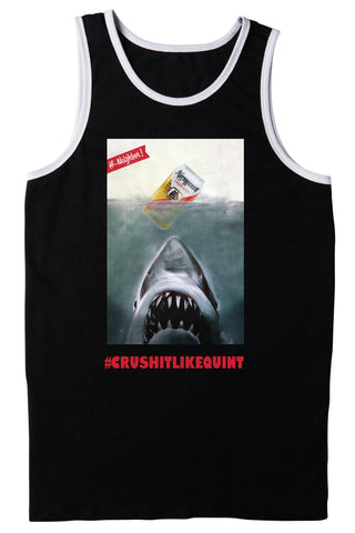 "The ""Crush It Like Quint"" Tank"
