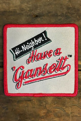 Square Have a 'Gansett Patch
