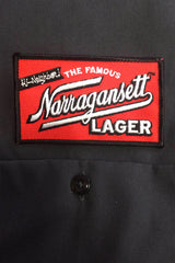 The Famous Narragansett Lager Patch
