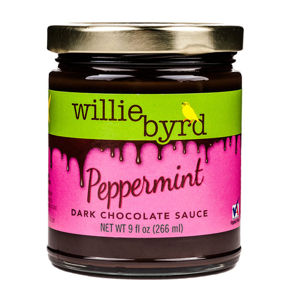Peppermint Dark Chocolate Sauce