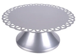 SPRINKLING | SILVER CAKE STAND