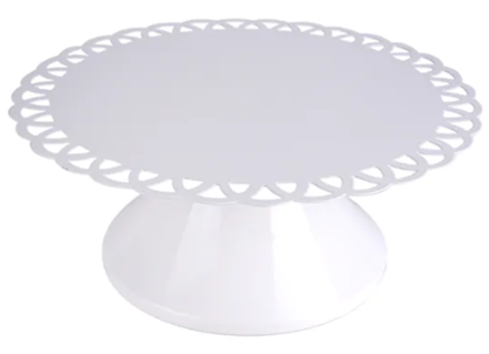 SPRINKLING | WHITE CAKE STAND